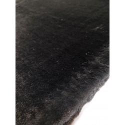 Kožušina čierna