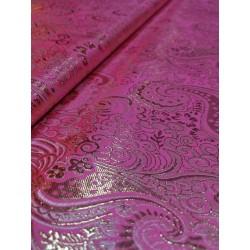 Brokát ružový