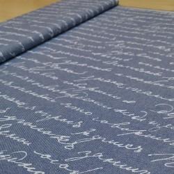 Bavlna  písmo