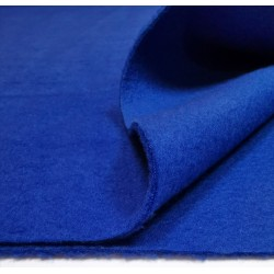 Fleece modrý
