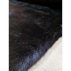 Kožušina čierna Lux